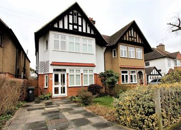 Thumbnail 4 bed semi-detached house for sale in The Drive, Loughton