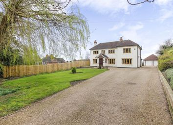 Thumbnail 4 bed detached house for sale in Nethergate, Westwoodside, Doncaster, Lincolnshire