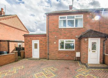Thumbnail 3 bed end terrace house to rent in Hawthorn Close, Hertford