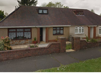 Thumbnail 2 bed semi-detached bungalow to rent in Cwmgelli Road, Morriston