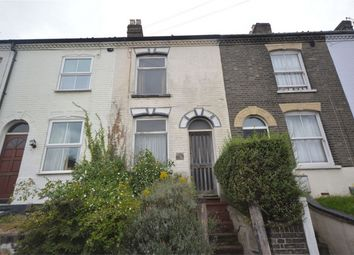 Thumbnail 2 bedroom terraced house for sale in Sprowston Road, Norwich, Norfolk