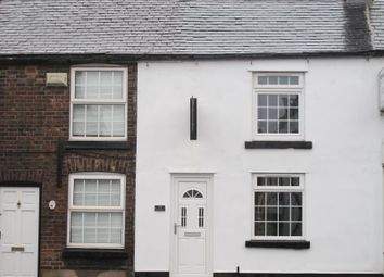 2 bed terraced house to rent in 29 Chester Road, Macclesfield SK11