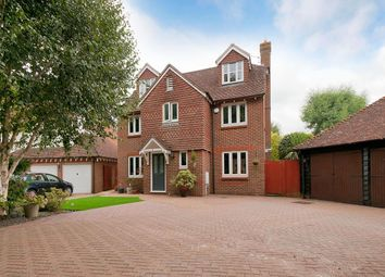 Thumbnail 6 bed detached house for sale in Goldings Close, Kings Hill, West Malling