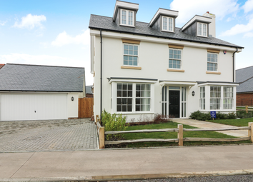 The Street, Worth, Deal CT14. 5 bed detached house for sale