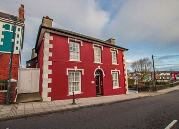 Thumbnail 4 bed town house for sale in Belle Vue Gardens, Aberaeron