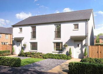 "Thumbnail 3 bed semi-detached house for sale in ""Macgregor"" at King's Haugh, Peffermill Road, Edinburgh"