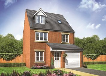 "Thumbnail 4 bed detached house for sale in ""The Runswick "" at St. Georges Quay, Lancaster"
