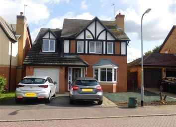 Thumbnail 4 bed property to rent in Lowry Close, Wellingborough