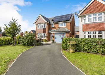 Thumbnail 4 bed detached house for sale in Knight Avenue, Buckshaw Village, Chorley