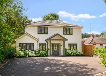 5 bed detached house for sale in Norfolk Farm Road, Pyrford, Woking GU22