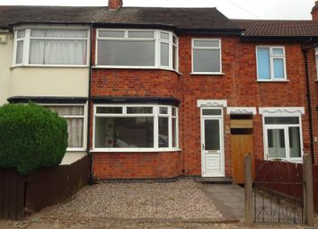Thumbnail 3 bed semi-detached house for sale in Hampshire Road, Aylestone, Leicester