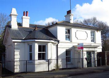 Thumbnail 3 bedroom detached house for sale in London Road, Hailsham