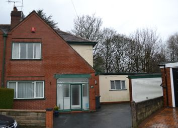 Thumbnail 3 bedroom semi-detached house for sale in Oaklands Avenue, Wolstanton, Newcastle-Under-Lyme