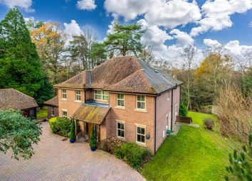 Roman Road, Chilworth, Southampton SO16. 5 bed detached house for sale