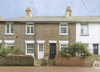 Thumbnail 2 bed terraced house for sale in May Place Cottage, Sole Street, Cobham, Gravesend