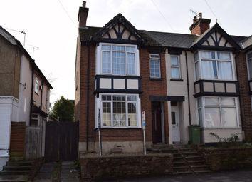 Thumbnail 3 bedroom semi-detached house for sale in Ash Road, Aldershot, Hampshire