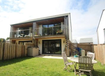 Thumbnail 2 bed semi-detached house for sale in Pennance Field, Goldenbank, Falmouth