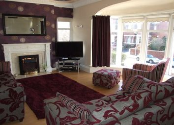 Thumbnail 3 bedroom flat to rent in Hornby Road, St. Annes, Lytham St. Annes