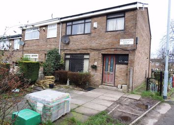 Thumbnail 3 bed terraced house for sale in Blakemore Walk, Manchester, Manchester