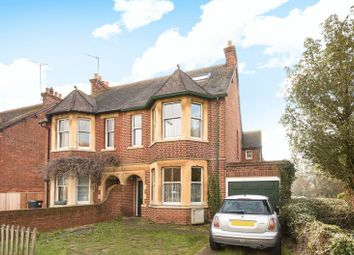 Thumbnail 5 bed semi-detached house for sale in Radley Road, Abingdon