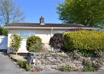 Thumbnail 3 bed detached bungalow for sale in Dingle Close, Venterdon, Callington, Cornwall