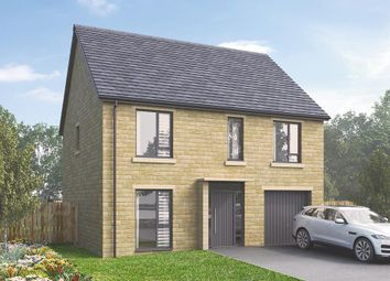 "Thumbnail 4 bed detached house for sale in ""The Rosebury"" at Stopes Road, Stannington, Sheffield"