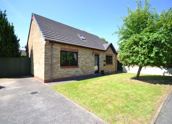 Thumbnail 3 bed detached bungalow for sale in Redhill Park, Haverfordwest