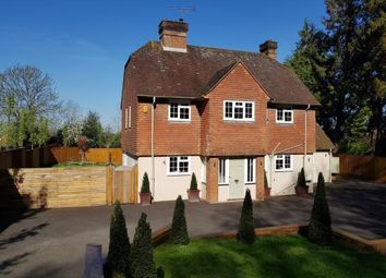 Thumbnail 4 bed detached house for sale in Chichester Road, Midhurst, West Sussex, .