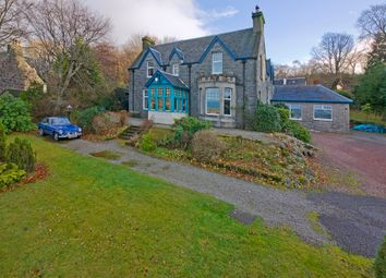 Thumbnail 8 bed detached house for sale in Connel, Oban