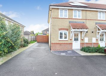 Thumbnail 2 bed end terrace house for sale in Perkins Way, Beeston, Nottingham
