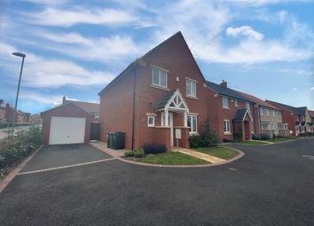 Thumbnail 3 bed detached house for sale in Caincross Close, Loughborough, 2