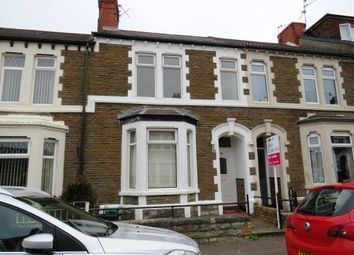 Thumbnail 3 bed terraced house for sale in Maes-Y-Cwm Street, Barry