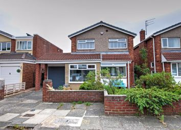 Thumbnail 3 bed detached house for sale in Kyloe Close, Newcastle Upon Tyne