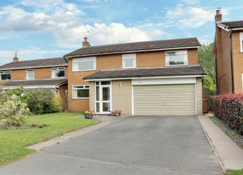 4 bed detached house for sale in Close Lane, Alsager, Stoke-On-Trent ST7