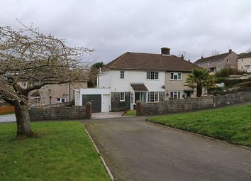 Thumbnail 3 bed semi-detached house for sale in Heol Gwynno, Llantrisant, Pontyclun, South Wales