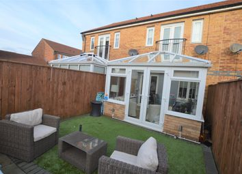 Thumbnail 2 bed terraced house for sale in Gibsons Court, Blaydon-On-Tyne