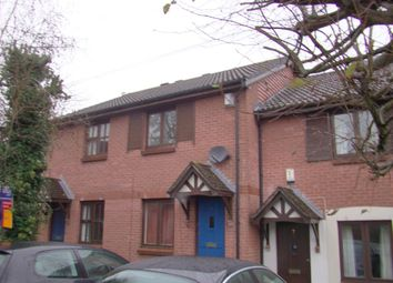 Thumbnail 2 bed terraced house to rent in Baldwin Close, Danescourt, Cardiff
