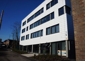 Thumbnail Serviced office to let in Nbv Enterprise Centre, Nottingham