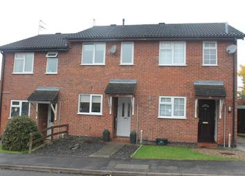 Thumbnail 2 bed property to rent in Turville Close, Wigston