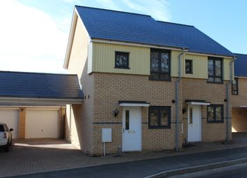 Thumbnail 2 bed terraced house to rent in Apprentice Drive, Colchester