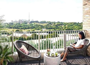 Thumbnail 1 bed flat for sale in Hornsey Park Place, Clarendon, Hornsey