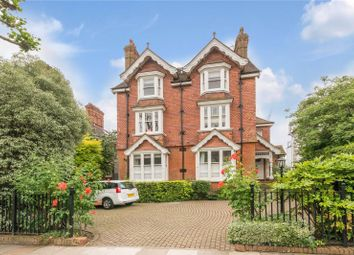 Thumbnail 4 bed flat to rent in Ferncroft Avenue, Hampstead, London