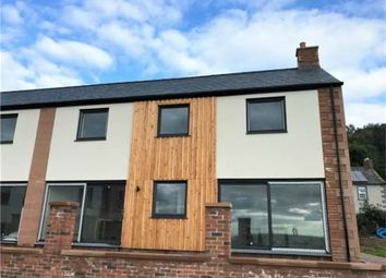 Thumbnail 3 bed detached house for sale in Esk House, How Mill, Brampton, Cumbria