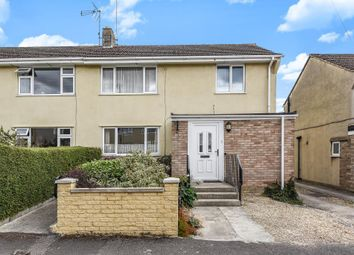 Thumbnail 3 bedroom semi-detached house for sale in Saxon Way, Witney