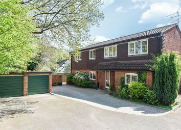 Thumbnail 4 bed detached house for sale in Westward Road, Wokingham, Berkshire