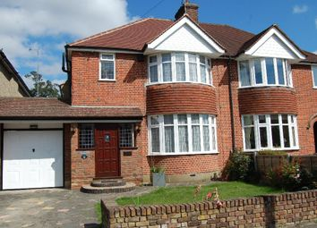 Thumbnail 3 bed semi-detached house to rent in Orchard Drive, Watford