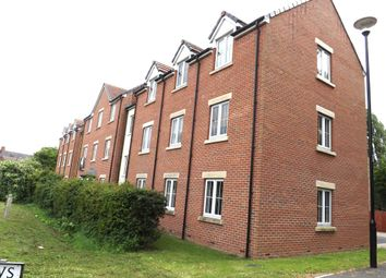 Thumbnail 2 bed flat to rent in Lakeside Mews, Fieldside, Thorne, Doncaster