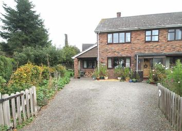 Thumbnail 3 bed semi-detached house for sale in Longden, Shrewsbury