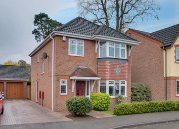 Thumbnail 4 bed detached house for sale in 2 Brierley Road, Bromsgrove, The Oakalls