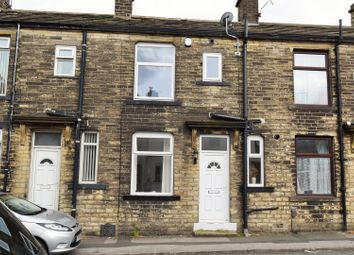 Thumbnail 2 bed terraced house for sale in Thornton Road, Queensbury, Bradford
